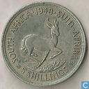 Südafrika 5 Shilling 1948