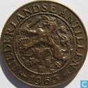 Netherlands Antilles 1 cent 1963