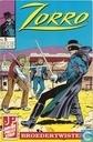 Comics - Zorro - Broedertwisten