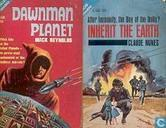 Livres - Nunes, Claude - Dawman Planet + Inherit the Earth