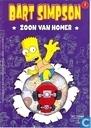 Comic Books - Simpsons, The - Zoon van Homer