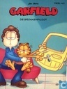 Strips - Garfield - De brokkenpiloot