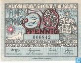 Wittdün 50 Pfennig