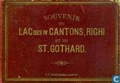 Souvenir du Lac des IV Cantons, Righi et du St. Gothard