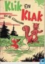 Klik en Klak en de eekhoorn