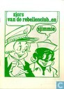 Bandes dessinées - Jojo et Jimmy - Sjors van de Rebellenclub... en Sjimmie