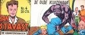 Comics - Jan Stavast - De oude kluizenaar
