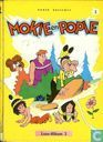 Strips - Mokie en Popie - Luxe-Album 2