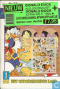 Comic Books - Donald Duck - Donald Duck als journalist