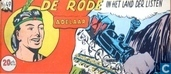 Comic Books - Rode Adelaar, De - In het land der listen