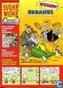 Comic Books - Suske en Wiske weekblad (tijdschrift) - 2001 nummer  38