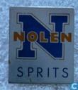 Nolen Sprits [blauw-oranje]