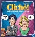 Cliché.Het partyspel voor mannen & vrouwen