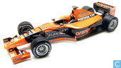 Arrows A21 - Supertec