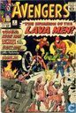 The Invasion of The Lava Men!