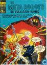 Strips - Geheim van de fantasiefilms, Het - De vulkaan-romeo
