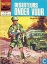 Strips - Pantser - Deserteurs onder vuur