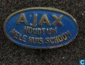 Ajax houdt uw hele huis schoon [blauw]