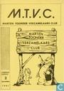 Marten Toonder Verzamelaars Club Clubblad 2