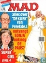 Comic Books - Mad - Vol.1 (magazine) (Dutch) - Nummer  172