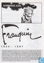 Expositieboekje Hommage aan Franquin