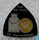 Epingles, pin's et boutons - Super Ratio (SR) - Van en voor de melkhandel Waardepenning SR