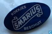 Smarius Koekjes Beschuit [blauw]