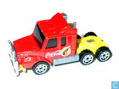 Model cars - Matchbox Int'l Ltd. - Scania T142 'Coca-Cola'
