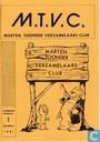 Marten Toonder Verzamelaars Club Clubblad 1
