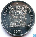 South Africa 1973 1 rand