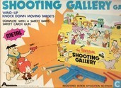 Flintstone shooting gallery game