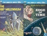 Livres - Grinnell, David - The 100th Millennium + Edge of Time