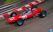 Model cars - Brumm - Ferrari 158