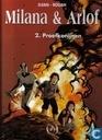 Comic Books - Milana & Arlof - Proefkonijnen