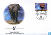WWF - Savanneolifant