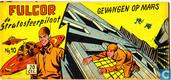 Bandes dessinées - Fulgor - Gevangen op Mars