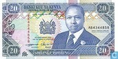 20 shillings du Kenya