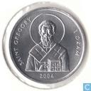 "Nagorno-Karabach 1 dram 2004 ""Saint Gregory"""