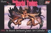 16- Month Swimsuit Comic Art Calendar