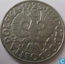 Poland 50 groszy 1923