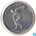 Niue 10 dollars 1991