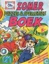 Zomer puzzel & spelletjes boek
