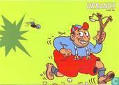 Een Urbanus op je Fortis-bankkaart ?