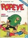 Strips - Popeye - Popeye ontmoet een jeugdvijand