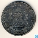Mexique 8 reales 1741
