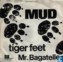 Vinyl records and CDs - Mud - Tiger Feet