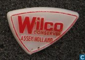 Wilco conserven Assen Holland [rood]