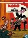 Comic Books - Spirou and Fantasio - Kodo de tiran