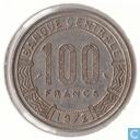 Cameroun 100 francs 1972