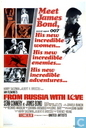 EO 00741 - Bond Classic Posters - From Russia with Love